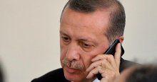 Erdoğan Aliyev ve Ruhani ile görüştü