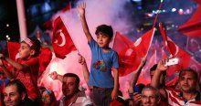 Erdoğan'dan Demokrasi Nöbeti açıklaması