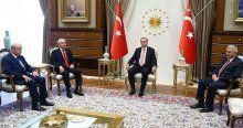 Erdoğan'dan liderlere teşekkür mesajı