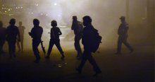 Ermenistan'da protestocular polisle çatıştı