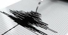 Gaziantep'te 3,3 büyüklüğünde deprem