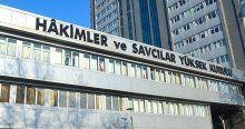 HSYK iki hakim hakkındaki iddiaları takibe aldı