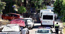 Otele düzenlenen saldırıda yer alan iki subay teslim oldu