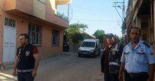 Reyhanlı'da bir evde patlama, 2 Suriyeli yaralı