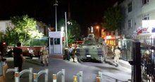Tanklar birliklerine geri dönüyor