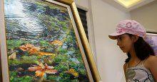 Tayvanlı ressam Kuo'nun eserleri EXPO 2016'da