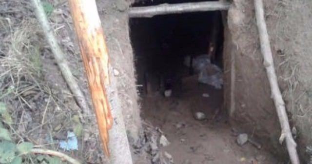 Adil Öksüz'ün arandığı Akyazı'da sığınak bulundu