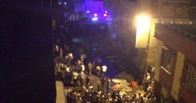 Düğün salonuna bombalı saldırı