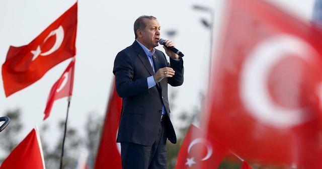 Erdoğan liderleri Yenikapı mitinge davet etti