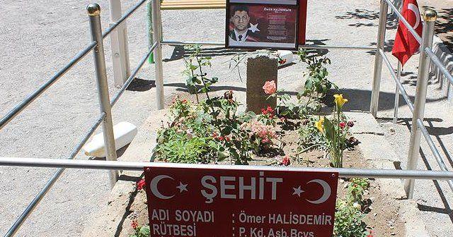 Halisdemir'in ailesi kişisel yardımları kabul etmiyor