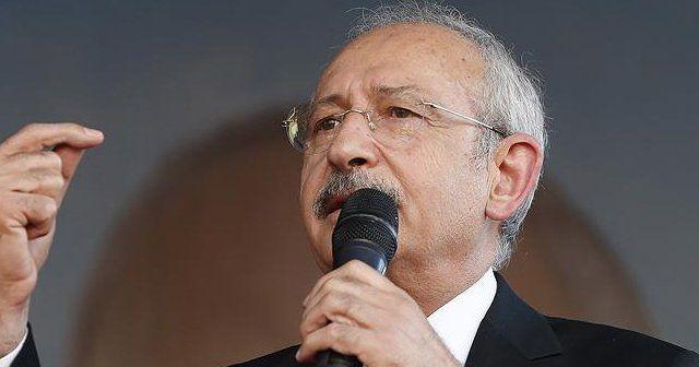 Kılıçdaroğlu, 'Teröre karşı hepimiz dik duracağız'