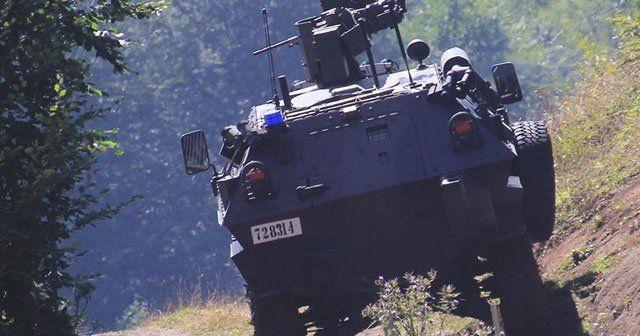 Ordu-Tokat sınırı abluka altına alındı