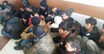 301 kaçak göçmen yakalandı