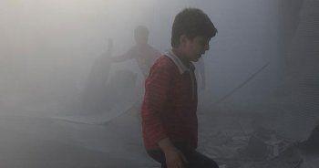 AB'den Halep için bildiri