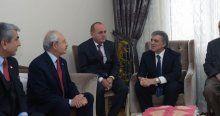 Abdullah Gül'den Yenikapı kararı