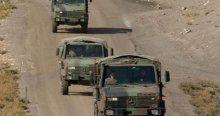 Askeri konvoya hain saldırı, 3 asker yaralı