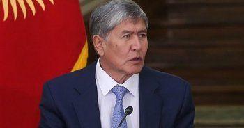 Atambayev'den Erdoğan'a taziye mesajı