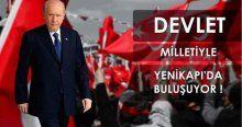 Bahçeli'nin kararı sonrası MHP harekete geçti
