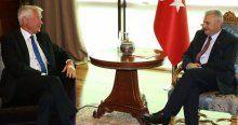Başbakan Yıldırım'dan kritik görüşme