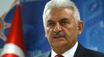 Başbakan Yıldırım'dan saldırı sonrası yazılı açıklama