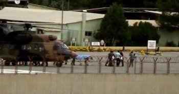 Cizre saldırısında yaralananlar Diyarbakır'a getirildi