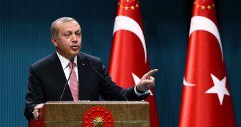 Cumhurbaşkanı Erdoğan'a güven yüzde 85