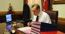 Cumhurbaşkanı Erdoğan'dan son dakika kararı