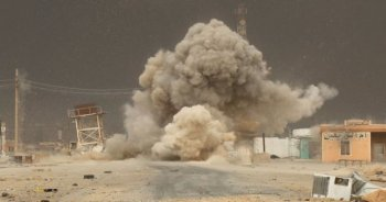 DAEŞ'e çok ağır darbe! 700 terörist öldürüldü