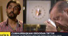Cumhurbaşkanı Erdoğan'ı ağlatan hikaye