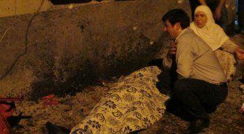 Gaziantep'te alçak saldırı: 30 ölü, 94 yaralı