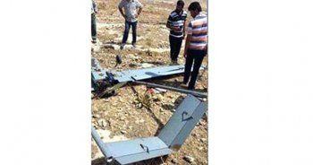 Gaziantep'te boş alana İnsansız Hava Aracı düştü