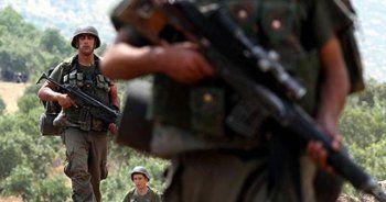 Hakkari'de çatışma, 1 asker yaralı