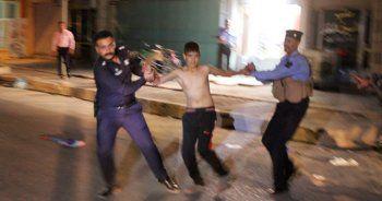 Irak'ta canlı bomba yakalandı