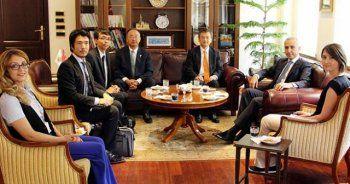 Japonya Büyükelçisi Çankırı'ya geldi
