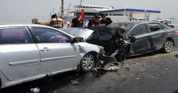Malatya-Kayseri karayolunda korkunç kaza