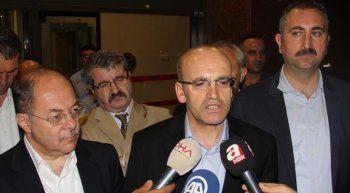 Mehmet Şimşek, 'Barbarca bir katliam'