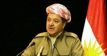 Mesud Barzani geliyor