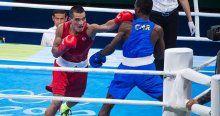 Milli boksör Gözgeç çeyrek finalde