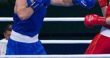 Milli boksör Mehmet Nadir Ünal ikinci turda elendi