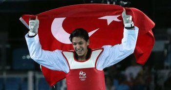 Milli tekvandocu Nur Tatar Rio'da bronz madalya aldı