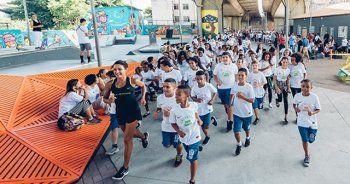 Rio'daki spor alanları yenileniyor