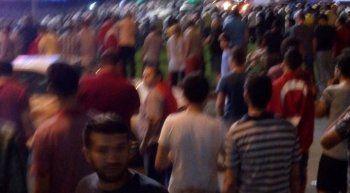 Saldırı sonrası Gaziantep'te vatandaşlar sokağa döküldü