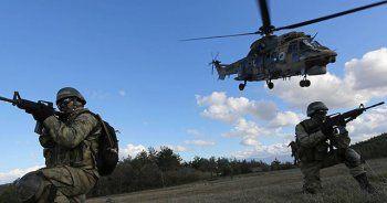 Şemdinli'de terör örgütüne geniş çaplı operasyon