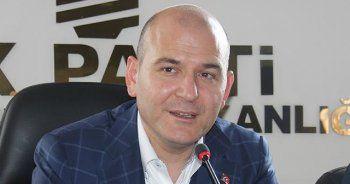 Soylu, 'O melun ve o psikopat Türkiye'de cezasını çekecek'