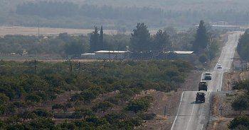 TSK, '400 kilometre alan teröristlerden temizlendi'