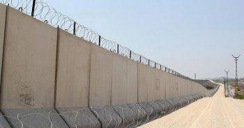 TSK'nın Suriye sınırındaki mesaisi aralıksız sürüyor