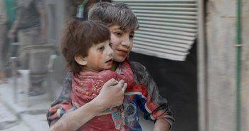 UNICEF'ten Halep'teki çocuklar için çağrı