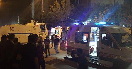 Van'da hain saldırı, 3 şehit