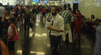 Viyana Havalimanı'nda 'teknik arıza' kaosu