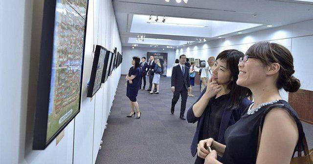 'Matrakçı Nasuh' sergisi Tokyo'da